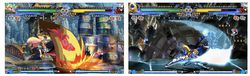 BlazBlue Continuum Shift II 3DS - 1