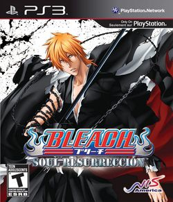 Bleach Soul PS3