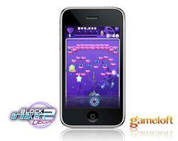 Block Breaker Deluxe 2 iPhone