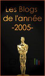 Blogs annee 2005