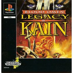 Blood Omen : Legacy of Kain   pochette