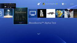 Bloodborne - Alpha Test