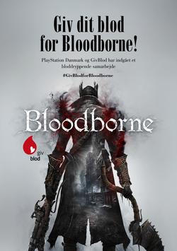 Bloodborne - don du sang