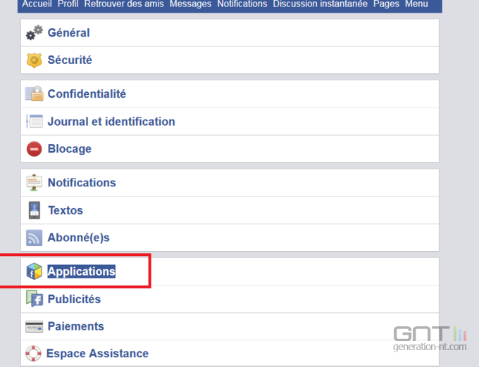 forum affich bloquer invitation facebook jeux
