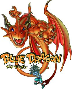 Blue Dragon   06