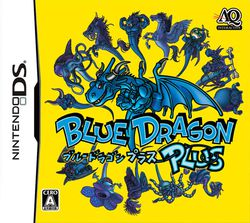 Blue Dragon Plus   pochette