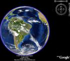 Blue Marble : voir la terre, vue de l'espace...