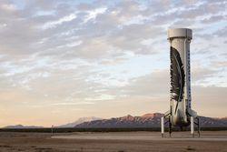 Blue Origin lanceur