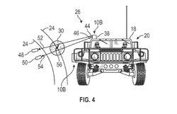 Boeing brevet champ de force