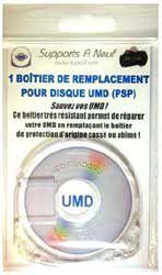 Boîtier de remplacement UMD - 3
