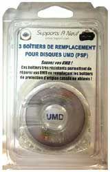 Boîtier de remplacement UMD - 4