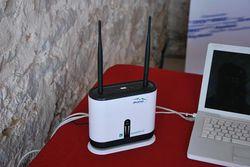Bollore Telecom WiMAX Alvarion routeur