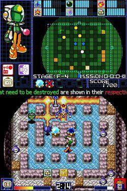 Bomberman 2 DS   Image 1