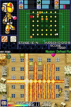 Bomberman 2 DS   Image 5