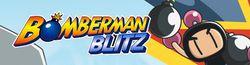 Bomberman Blitz - logo