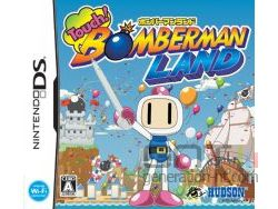 Bomberman land touch jaquette us small