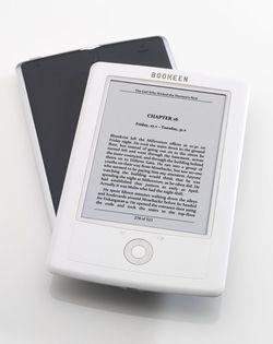 Bookeen Cybook Orizon blanc
