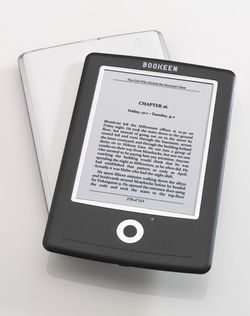 Bookeen Cybook Orizon noir