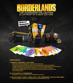 Borderlands - The Handsome Collection - colelctor