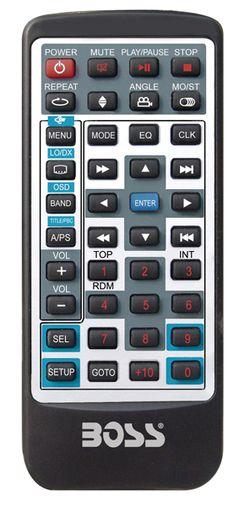 Boss Audio Systems BV7989 télécommande