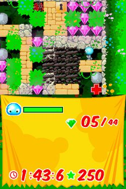 Boulder Dash Rocks DS (5)