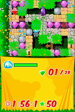 Boulder Dash Rocks DS (6)