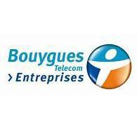 Bouygues Telecom Entreprises logo pro
