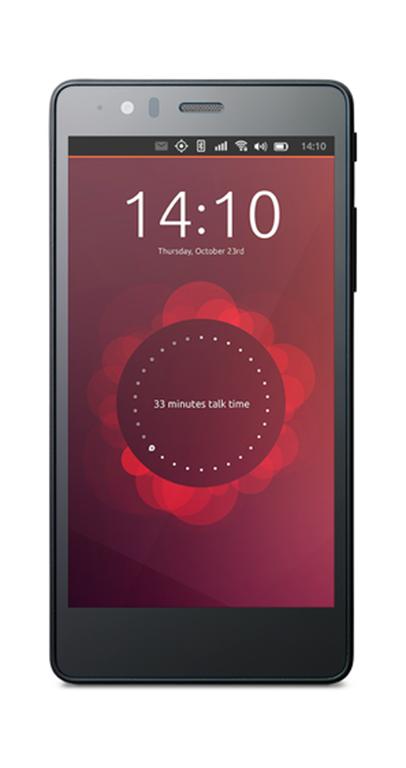 BQ Aquaris E5 Ubuntu Edition HD