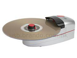 Brando destructeur cd usb