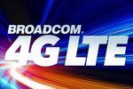 Broadcom 4G logo
