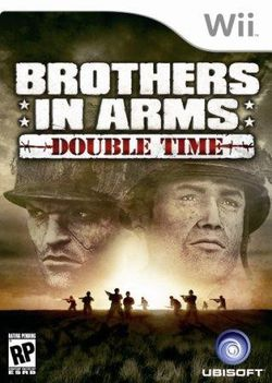 Brother in Arms : Double Time   pochette
