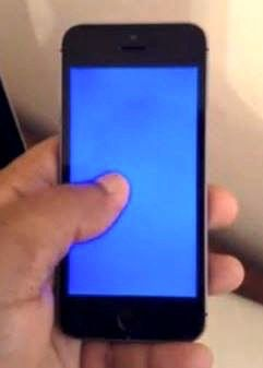BSOD iPhone