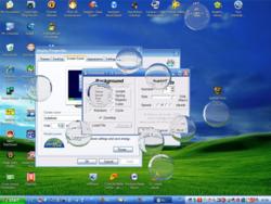 Bubbloids screen 1