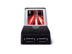 Buffalo ExpressCard USB3