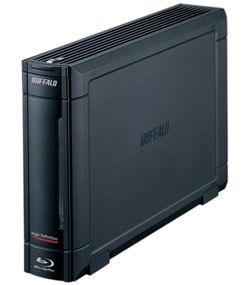 Buffalo graveur Blu Ray externe BR 816SU2