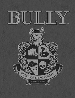 Bully Bullworth Academy : Canis Canem Edit - logo