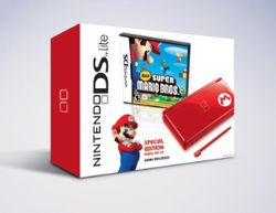 bundle ds mario rouge