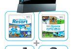 Bundle Wii Noire Etats-Unis (1)