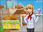 Burger Rush : créer des hamburgers à une vitesse folle