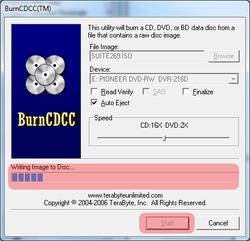 BurnCDCC screen1