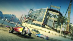 Burnout Paradise Big Surf Island - Image 1