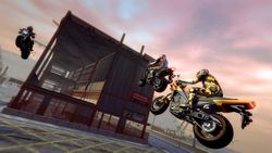 Burnout Paradise Motos