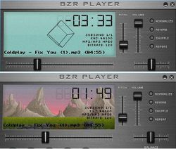 BZR Player screen2