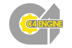 C4 Engine - logo