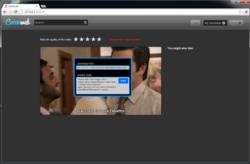 Cacaoweb screen1