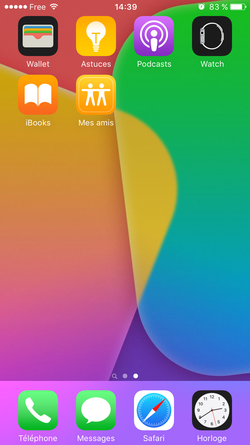 Cacher applications iOS (4)