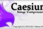 Caesium - Image Compressor portable : compresser rapidement ses photos