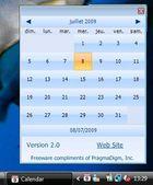 Tray Calendar