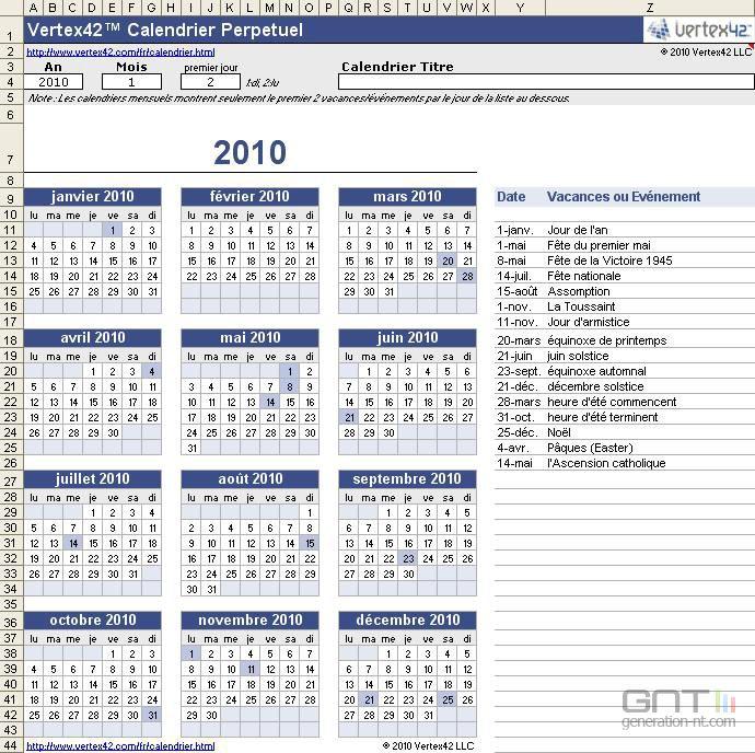 Calendrier gratuit 1 - Telecharger open office gratuit en francais 2014 ...