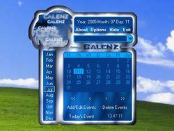 Calenz screen2